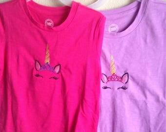 Princess Unicorn shirt