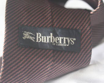 Authentic Preloved BURBERRYS of London necktie