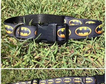 Handmade Dog Collar 'Na Na Na'