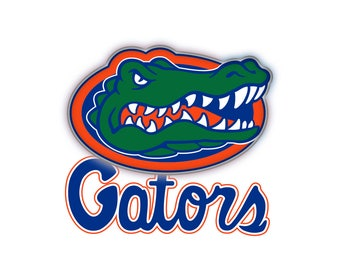University of Florida, Gators, College Sports, Basketbal, Footballl - Cut Files - SVG, PNG, Studio - Silhouette, Cricut and More - CS049