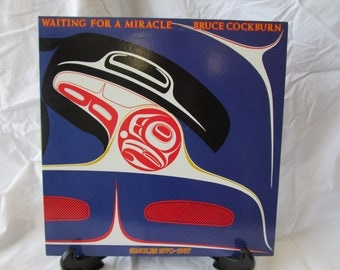 Bruce Cockburn / Waiting For a Miracle / Vinyl LP / True North / TN2-67