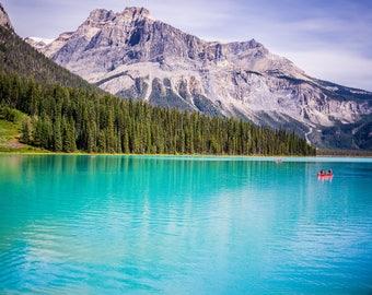 Emerald Lake/Beautiful Photography/art/digital