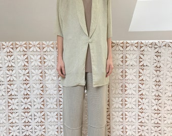 light green vintage Savannah minimalist patterned shirt