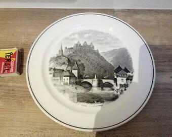 Villeroy and Boch, Vianden plate