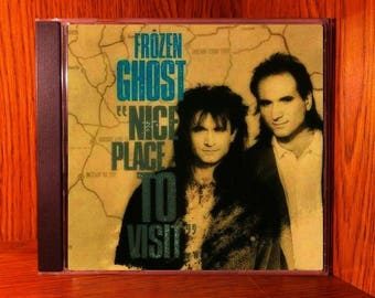Frozen Ghost – Nice Place To Visit - Vintage CD