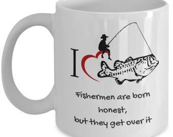 Born Honest Mug