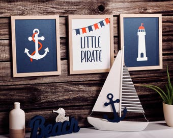 3 set for Little Pirate A