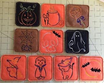 Halloween Fantasy Coasters