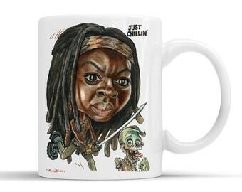 Michonne Mug