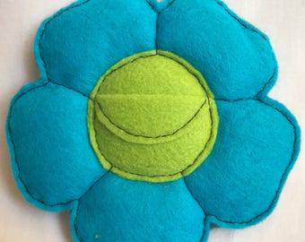 Tooth pillow - flower
