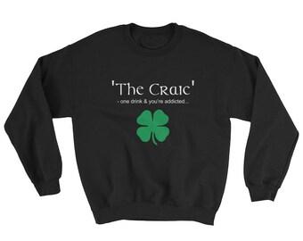 Irish Themed Sweatshirt