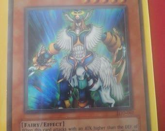 Yu-Gi-Oh Card, Airknight Parshath
