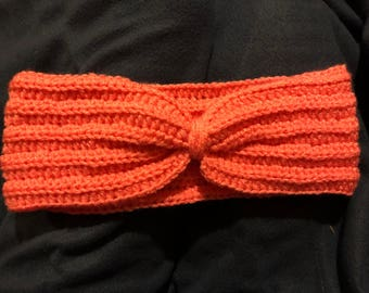 Knot headband for adult