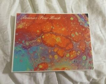Rainbow art prints