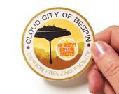 Sticker - Cloud City of Bespin