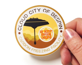 Sticker - Cloud City of Bespin