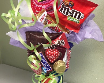 Candy Bouquets / Pepsi