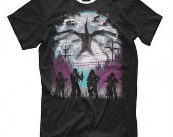 Stranger Things  Demogorgon  T-shirt All Sizes