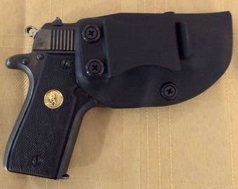 Kydex IWB Holster .380 colt government model MK IV series 80-free ship!