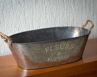 Oval Flowerpot