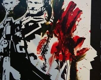 Daryl Dixon **PRINT