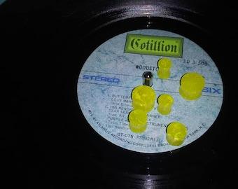 Yellow double flare plugs