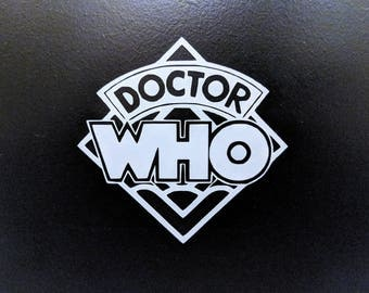 Doctor Who Old Classic Logo