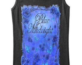 Blue Midnight Eternal Women's Tank