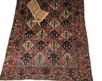 """000144 Bakhtiyar Oriental Persian Rug 9'9""""X12'6"""""""