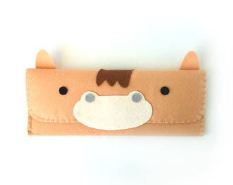 Horse Long Pouch