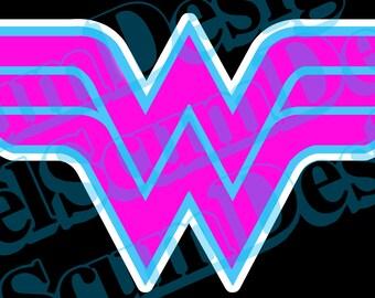 Wonder Pink&Blue
