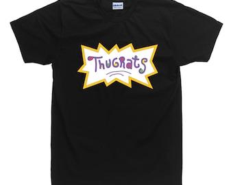 Thugrats - Rugrats Parody T Shirt