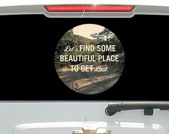 Let's Find Some Beautiful Place to Get Lost Dirt Off Road Travel