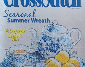 Just Cross Stitch May/June 2012