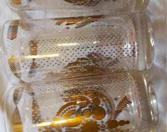Georges Priard drinking glasses