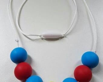 Fairest - Women's statement/infant teething necklace