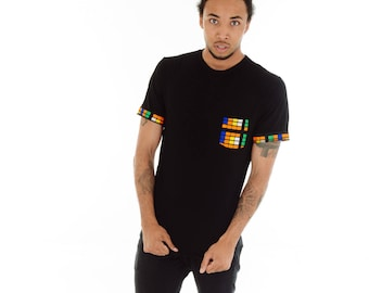 Tochi Pocketed T-Shirt