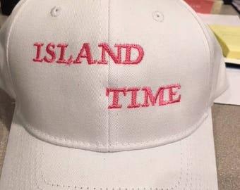 Island Time Hat