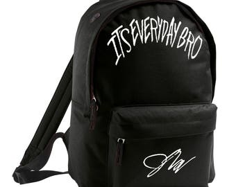 Jake Paul It's Every Day Bro Youtuber Rider backpack