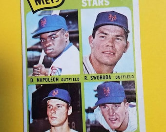 1965 rookie Stars the New York Mets