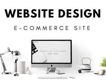 E-Commerce Website Design (Wordpress)   Custom Website   Web design   Website   Professional Website   Business Website   Shopping Cart