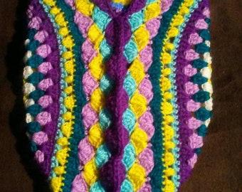 Baby Crochet Cocoon