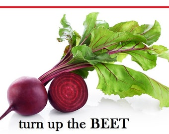Turn up the BEET