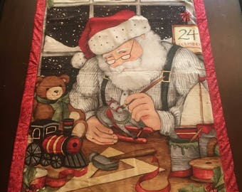 Santa Clause Wall Hanging