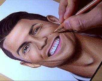 Ronaldo Drawing