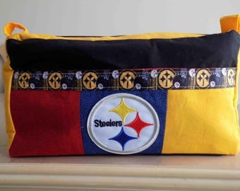 NFL Travel/Toiletry Bag - Pittsburgh Steelers (NEW)