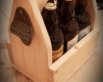 Beer crate - Rustic