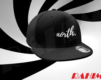 OHTIB north logo, Snapback, Baseball cap