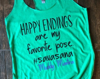 Happy Endings Tank