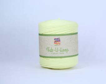 """T-Shirt Yarn -""""Cable""""  ~160 yards, 130 m"""